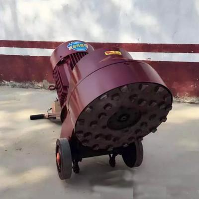 DMS350金刚石水磨石机 水泥地打磨机 350磨盘厂家直供