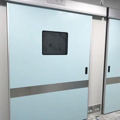 东莞手术室气密门 防辐射铅门 医用气密门 电动平移气密门