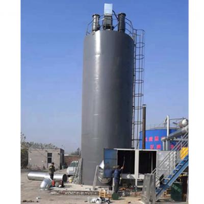 沥青行业专用废气处理设备电捕焦油器