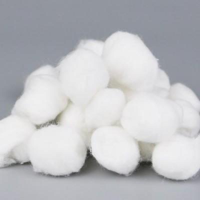 一次性使用棉球是脱脂棉吗