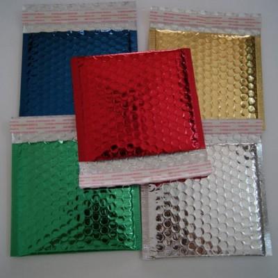 东莞复彩色铝膜信封汽泡袋生产厂家