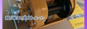日本进口MR-10手动绞车载重1000kgf保质一年