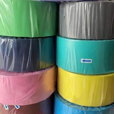 福建工厂供应pp彩色纺粘无纺布 防尘收纳购物袋无纺布料