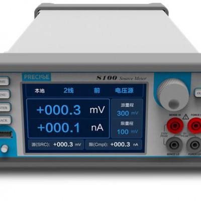 S100型源表搭建微电子器件与材料实验