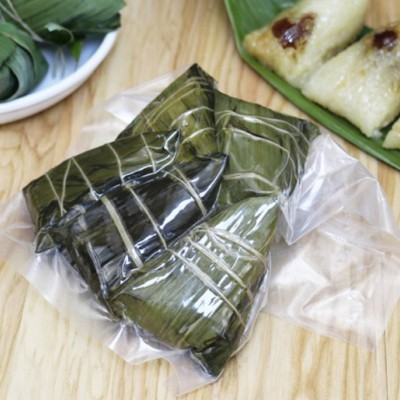 蛋黄肉粽真空包装袋 耐温冷冻真空袋