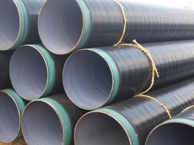 湖南长沙3PE钢管 3PE螺旋管 螺旋管3PE防腐加工
