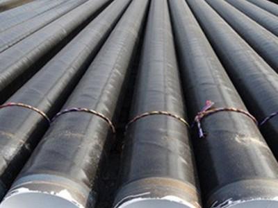 湖南长沙环氧煤沥青防腐螺旋管 盛仕达防腐螺旋管